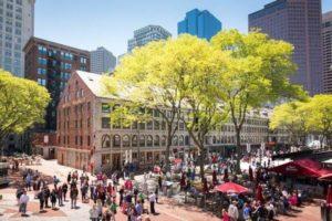 Voyage linguistique jeune à Boston USA
