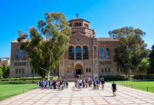Séjour linguistique campus UCLA