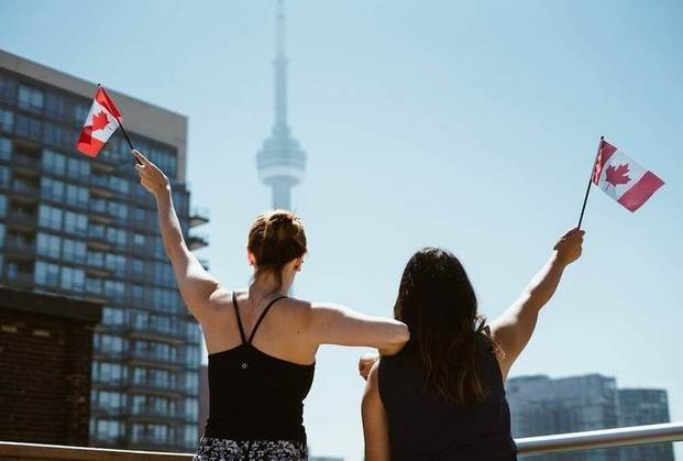 Immersion totale jeune Toronto