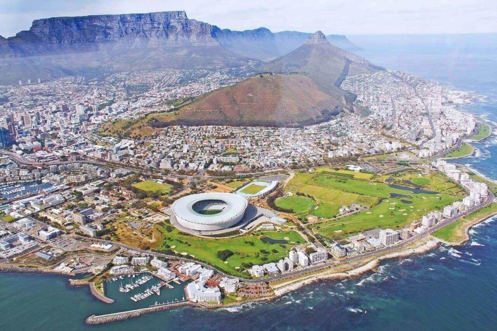 séjour linguistique cape town afrique