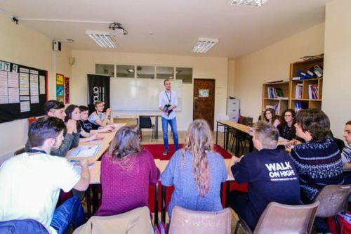 sejours agency Voyage linguistique jeunes à Dublin