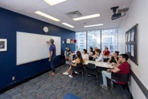 Cours d'anglais Canada
