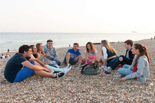 sejours agency Immersion linguistique ado à Eastbourne