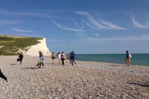 Immersion anglais Eastbourne