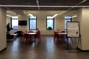 Salle de classe New York