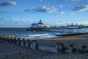 Immersion linguistique ado à Eastbourne Angleterre