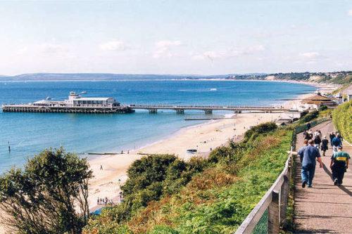 sejours agency Voyage linguistique jeune Bournemouth