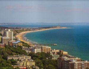 Voyage linguistique jeune Bournemouth
