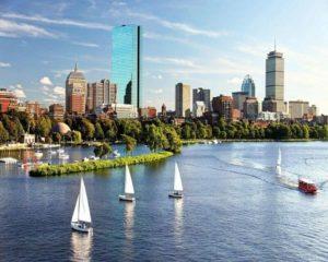 Séjour longue durée Boston