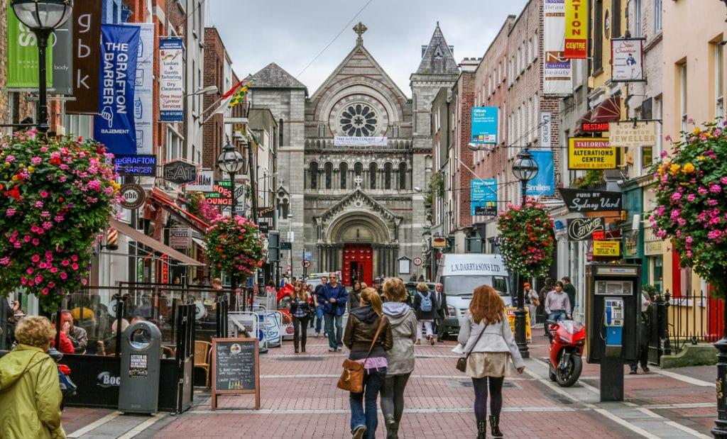 Séjour toussaint irlande
