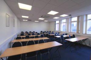 Salle de classe séjour Dublin
