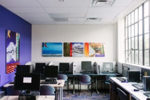 Centre de langues Portland équipement