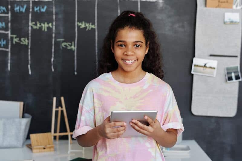 sejours agency Cours d'anglais en ligne junior - Cours à distance