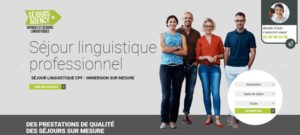 Séjour linguistique FNE