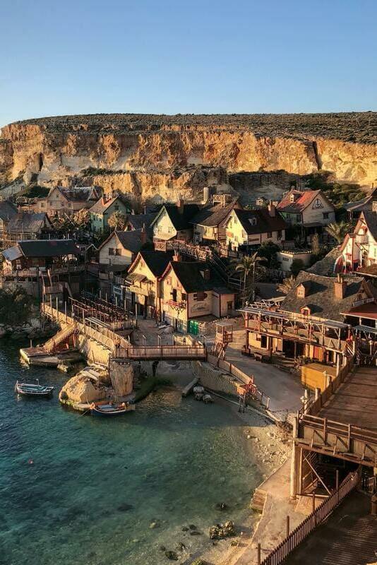 Séjour en immersion Malte