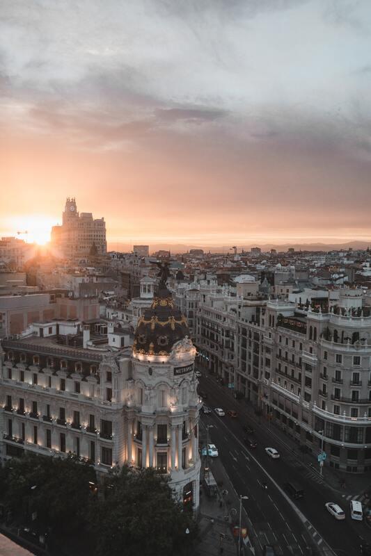 Séjour linguistique Espagne