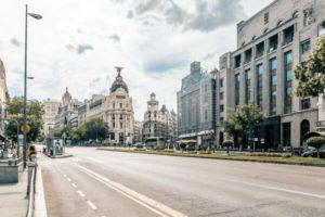 Séjour linguistiques anglais Espagne Madrid
