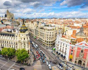 Séjour linguistique Madrid Espagne