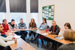 Cours de langues St Giles Brighton