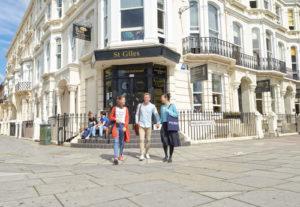 Une immersion linguistique Londres