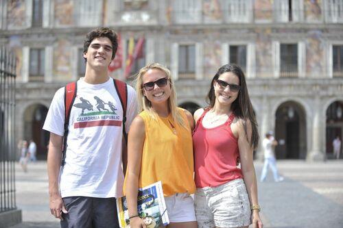 sejours agency Séjour linguistique Madrid