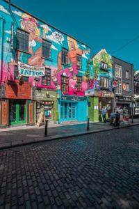 Séjour voyage anglais Irlande