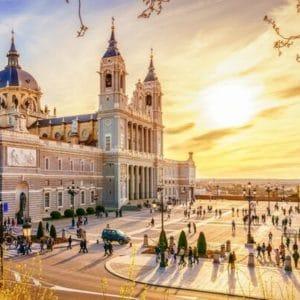 Séjour linguistique à Madrid