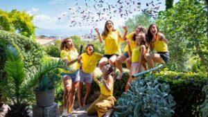 English summer camp Antibes