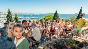 Séjour anglais junior en France Antibes