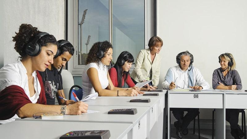 sejours agency Anglais professionnel en France en mini groupe