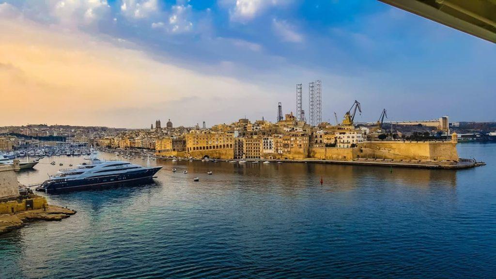 Stage international en immersion à Malte