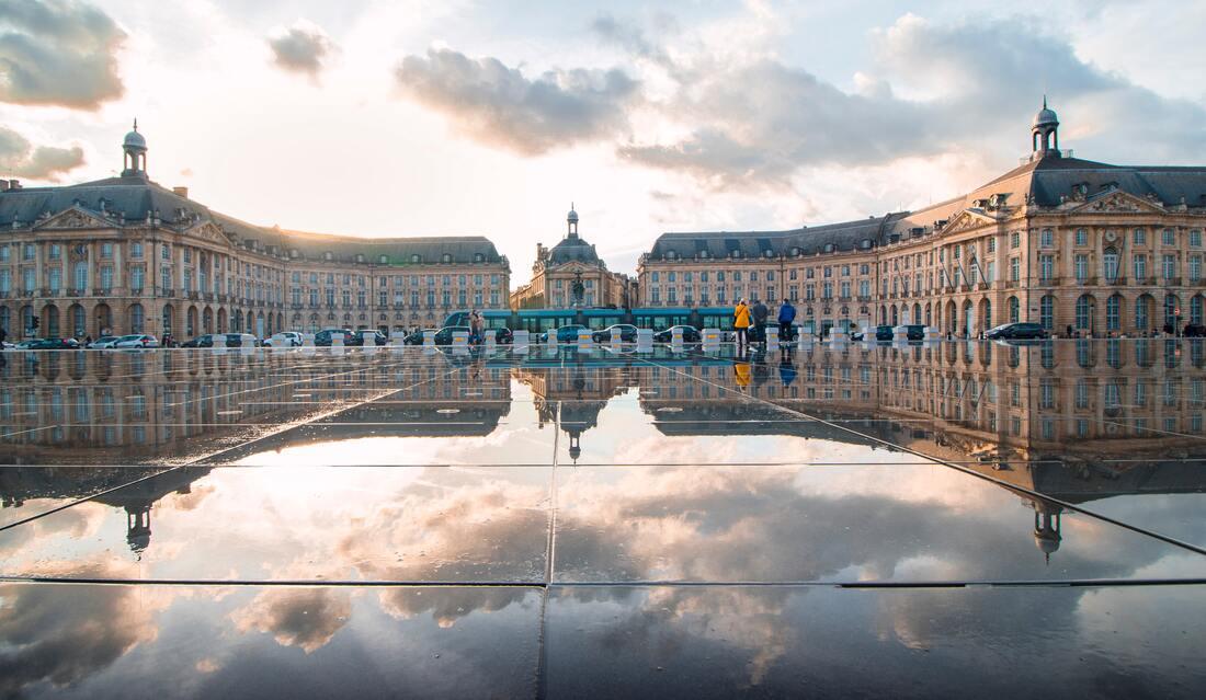 Immersion totale Bordeaux
