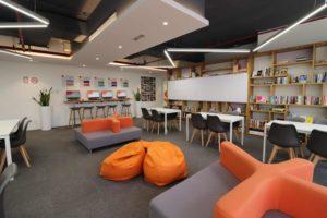 École de langues Dubai EAU