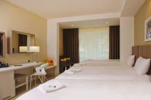 Hébergement hôtel haut de gamme Malte