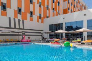 Résidence hébergements Dubai