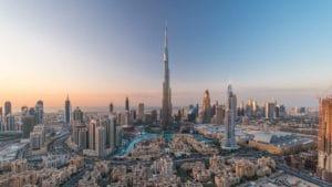 Séjour anglais professionnel Dubaï Emirats Arabes Unis