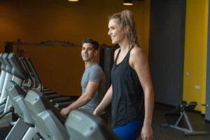 Salle fitness résidence étudiante