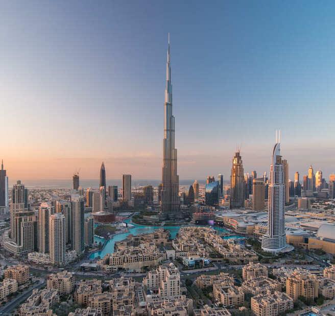 Voyage Séjour Dubaï
