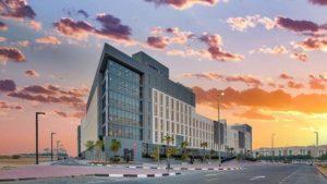 hébergements Dubai anglais business