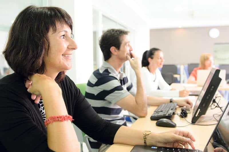 sejours agency Formation anglais des achats en séjour premium