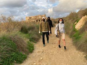Excursions voyage linguistique St Julians