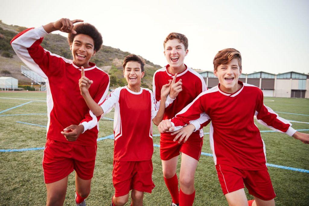 séjour linguistique Malte anglais et foot