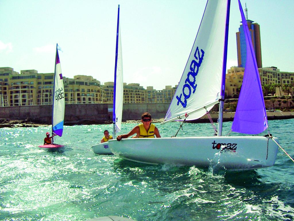 sejours agency Séjour anglais et voile à Malte