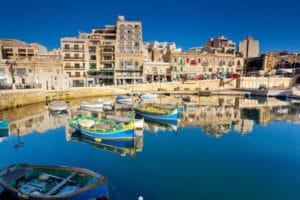 Formation anglais chez le prof Malte