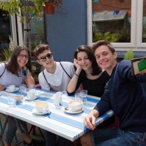Immersion jeune apprendre l'anglais Dublin