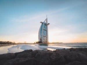 Séjour anglais professionel à Dubaï