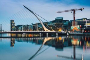 Séjour anglais professionnel à Dublin Irlande
