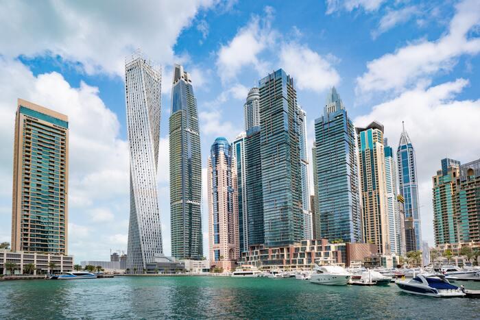 Séjour linguistique Dubaï cours anglais Émirats Arabes Unis