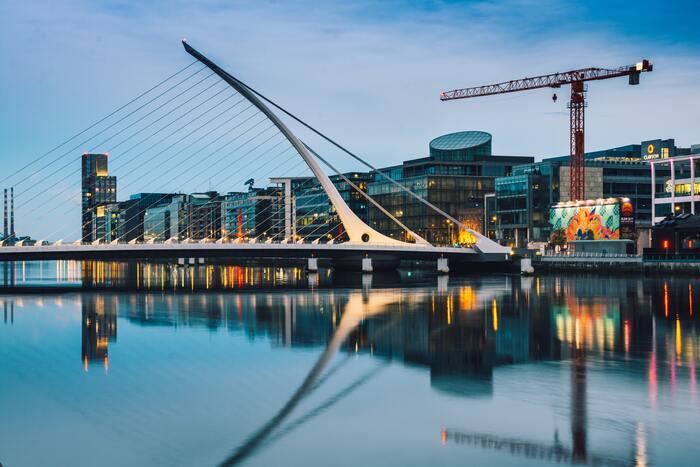 Séjour linguistique Irlande voyage à Dublin