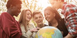 Séjour linguistique jeune